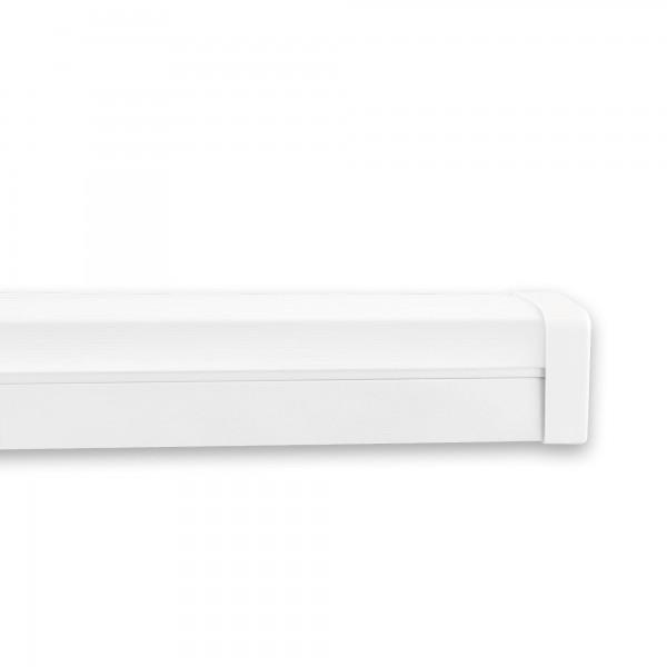 Regleta led integra.cuadrada  18w.60cm.c