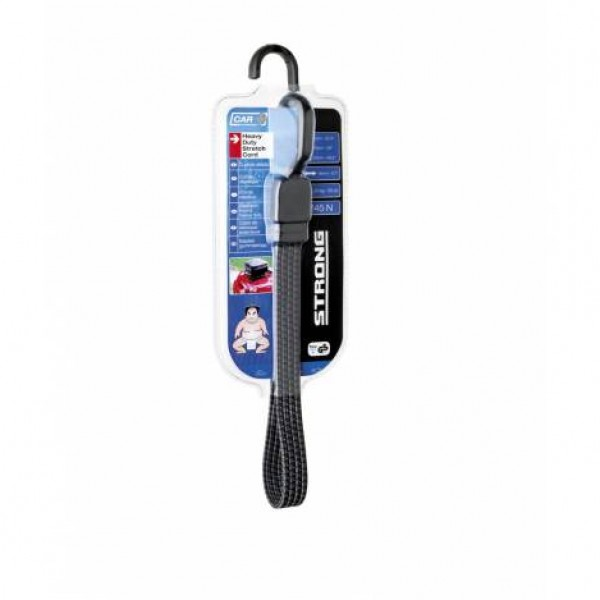 """Cuerda extensible """"strong"""" 250nw, 25kg *** 60cm"""