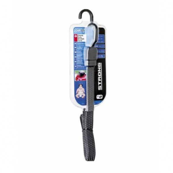 """Cuerda extensible """"strong"""" 250nw, 25kg *** 100cm"""