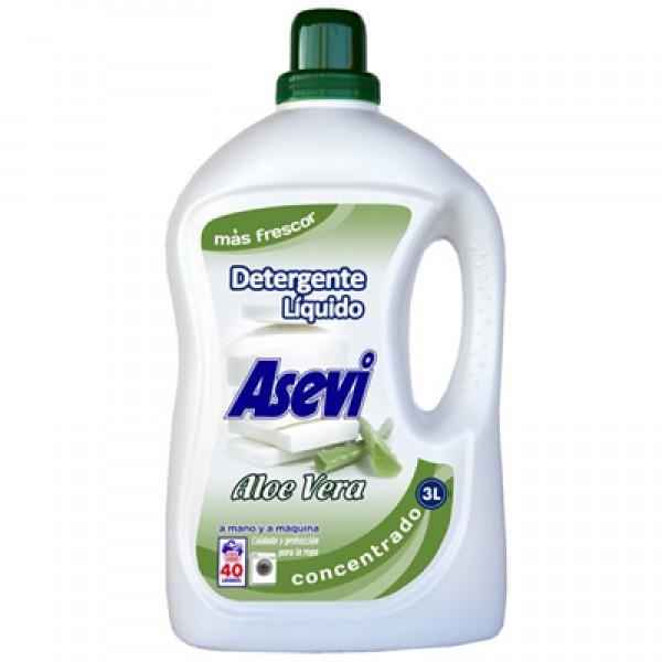 Asevi detergente aloe vera 3l