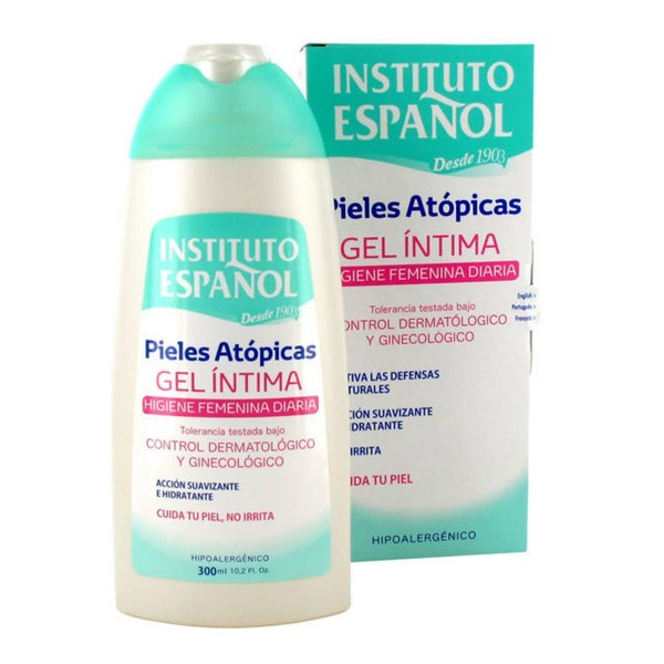 Instituto español pieles atopicas gel intima 300ml