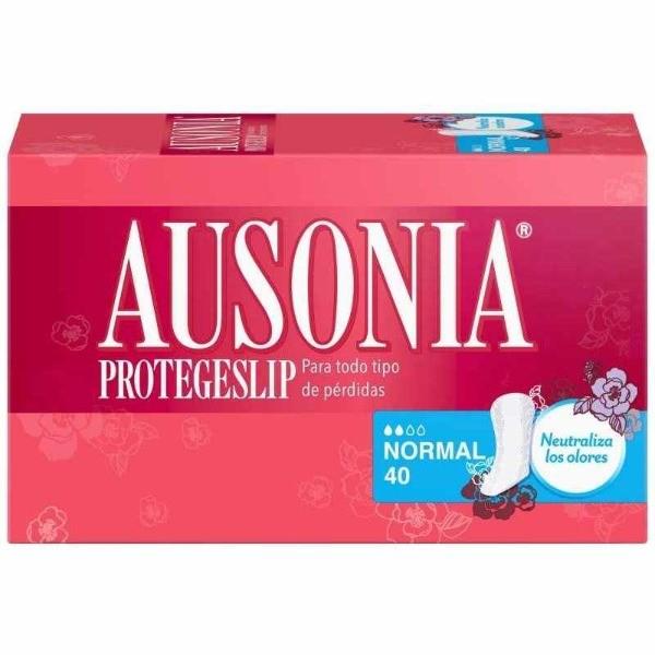 AUSONIA  Protegeslip Normal 40 u