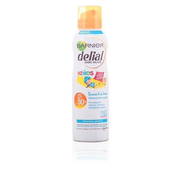 Delial Sensitive Advanced  Niños SPF50  Bruma anti-arena 200 ml