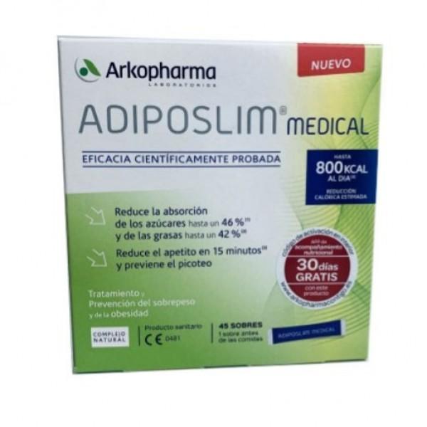 ADIPOSLIM MEDICAL 45 SOBRES