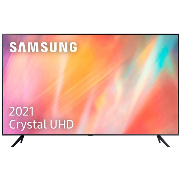 Samsung ue43au7105 televisor 43'' led 4k hdr 2000pqi smart tv wifi