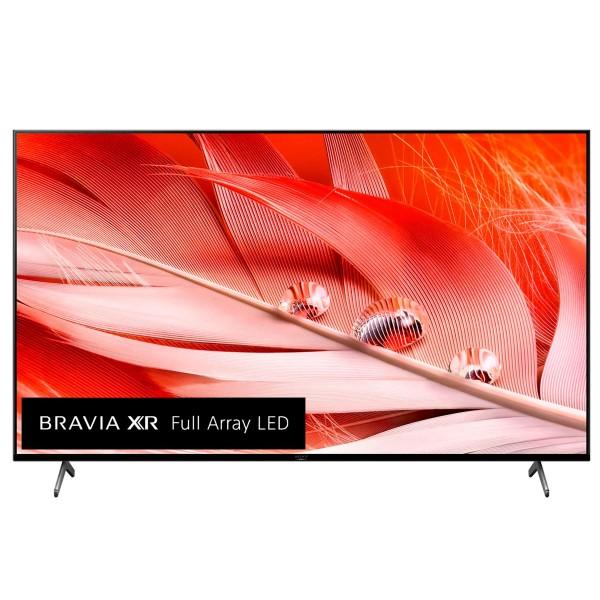 """Sony bravia xr55x90jaep tv 55"""" 4k uhd/hdr/full array led/smart tv"""