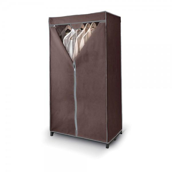 Armario guarda ropa tela 75x50x145cm