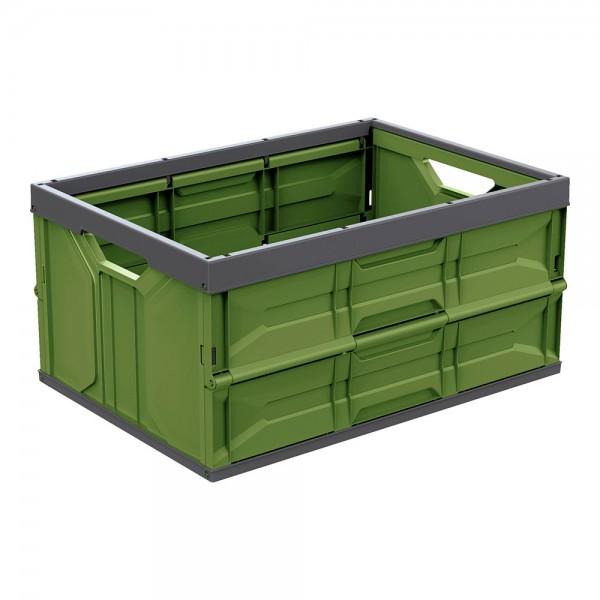 Caja plegable 45lt 54x37.5x28cm colores surtidos mondex