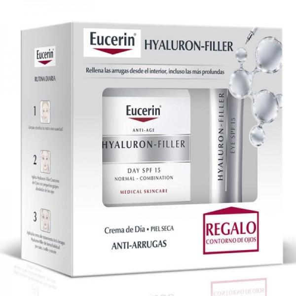 EUCERIN HYALURON-FILLER PIEL SECA + REGALO PROMO
