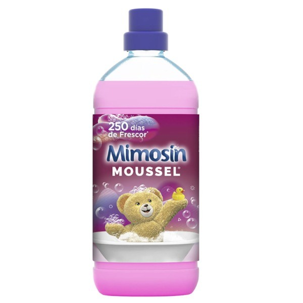 Mimosin suavizante Moussel 60 lavados